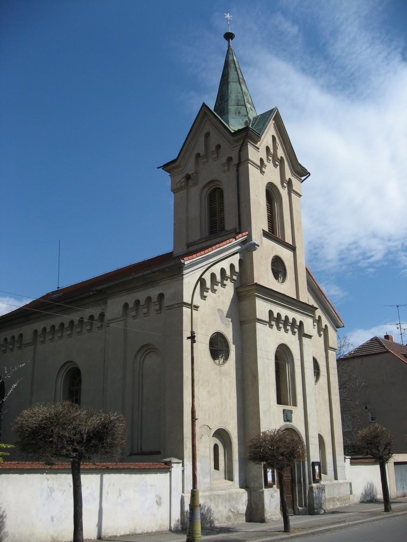 Kostel Českobratrské církve evangelické