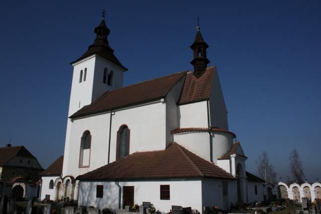 Kostel Panny Marie a sv. Petra a Pavla