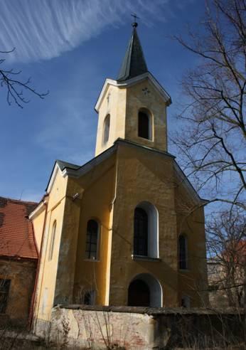 Kostel sv. Jana Nepomuckého
