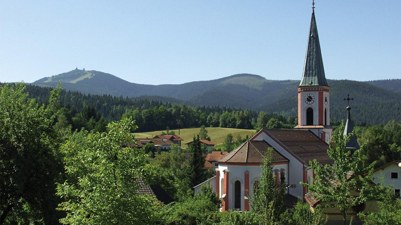 Pfarrkirche St. Walburga