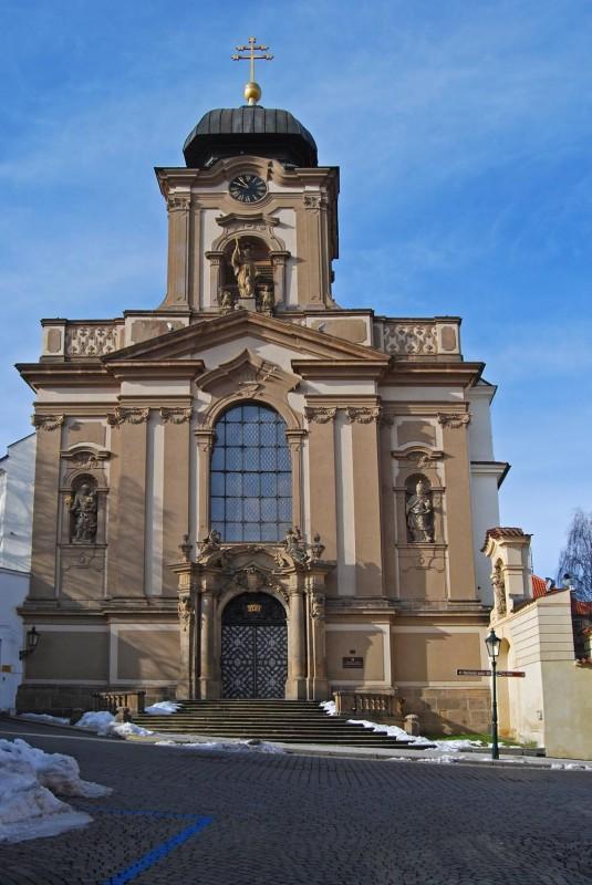 Kostel sv. Jana Nepomuckého na Hradčanech